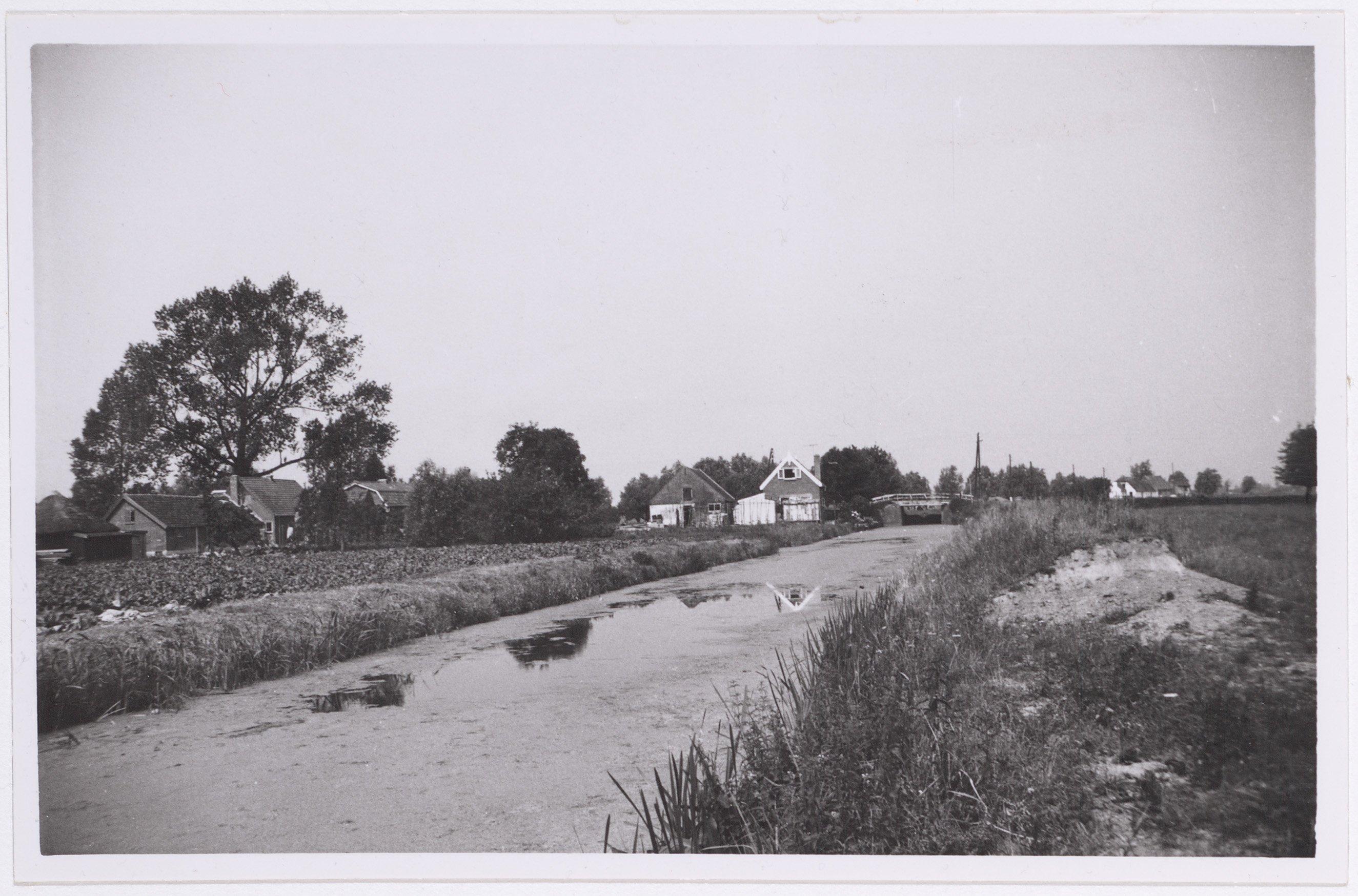 h0441 bijleveld bij kortjak voor demping in 1960
