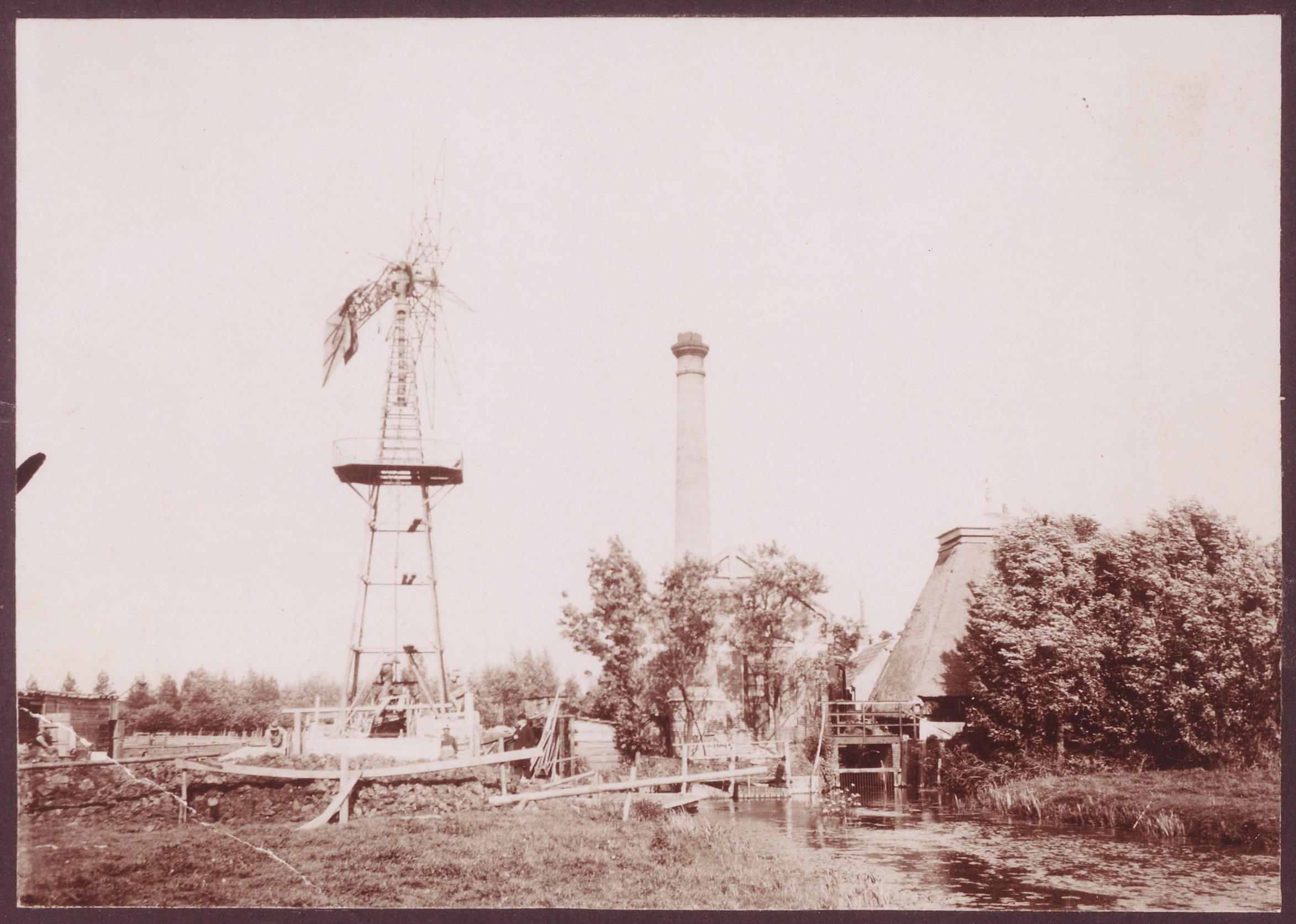 windmolen haanwijk