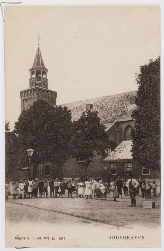 Nederlands-hervormde kerk van Bodegraven