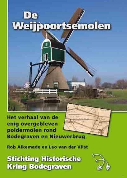 Boek over de Weijpoortsemolen in Bodegraven