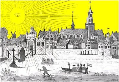 Het oog van de geschiedenis: IJsselpoort en stadhuis van Montfoort