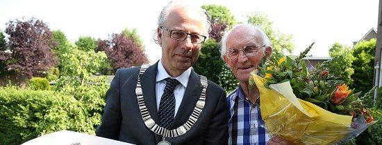Fotograaf Jaap van der Vooren sr in beeld