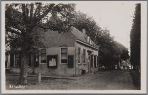 Gemeentehuis, 1922-1939.