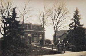 Rietveld 50, circa 1935 (collectie familie Voordouw).