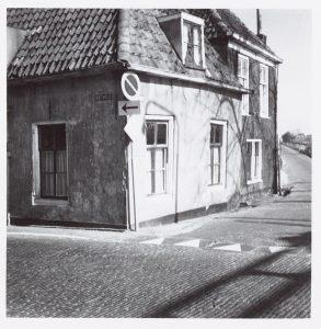 De Roskam, kort voor de sloop in 1968.