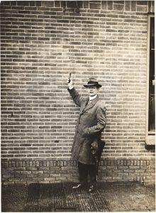 Jacob Martinus van Doorninck (1883-1954), burgemeester van Oudewater van 1915 tot en met 1942, en 1945 tot en met 1948.
