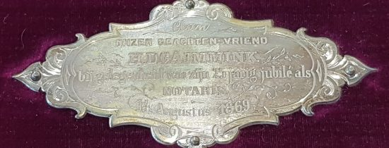 Archief familie Immink, 1777-1930 (Y061)