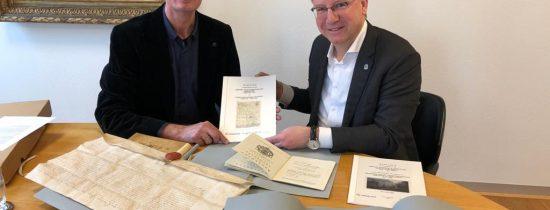 Oudste archieven stad en baronie IJsselstein (Y001) toegankelijk