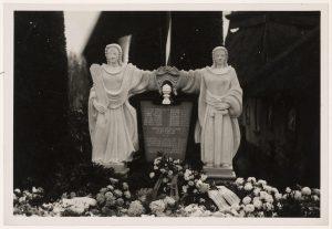 Monument ter nagedachtenis aan het verraad van Benschop (fotonummer L1606).