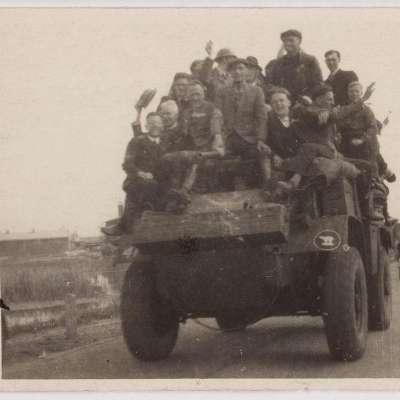 Nieuwe artikelen over de Tweede Wereldoorlog