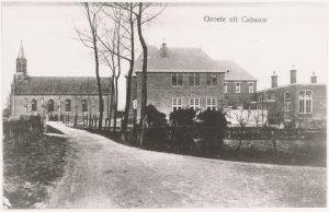 Dorpsgezicht, 1900-1920 (fotonummer: L1834).