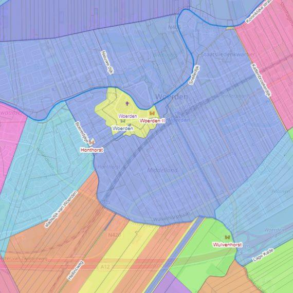 Historisch grondbezit provincie Utrecht in kaart gebracht door Ad van Ooststroom