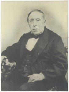 Tussen 1833 en 1857 was Gerard van Dam burgemeester van Wulverhorst en Achthoven (fotonummer M3774).